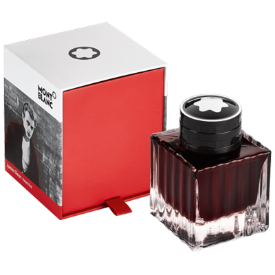 Frasco De Tinta 50 ml Montblanc Grandes Personagens James Dean