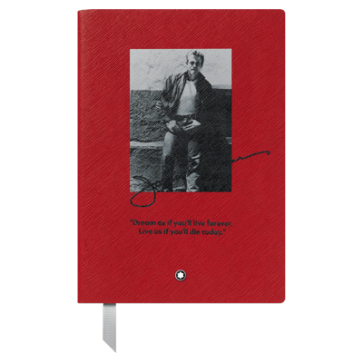 Montblanc Fine Papelaria Notebook # 146 Grandes Personagens James Dean